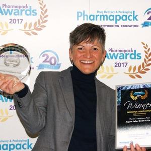 Verpackungslösung für sichere Tabletteneinnahme ausgezeichnet