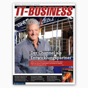 Früher informiert sein: die IT-BUSINESS 4/2017