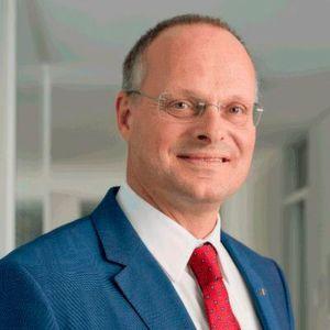 """Dr. Olaf Munkelt, Vorsitzender des Vorstandes VDMA Industrielle Bildverarbeitung: """"Innerhalb eines Jahrzehnts (2005 bis 2015) hat sich der Branchenumsatz verdoppelt."""""""