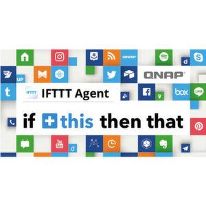 Qnap und IFTTT werden Partner