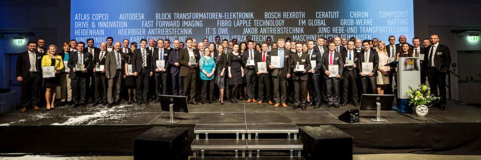 """Wir gratulieren den Nominierten und Siegern des """"Best of Industry Awards 2017""""!"""