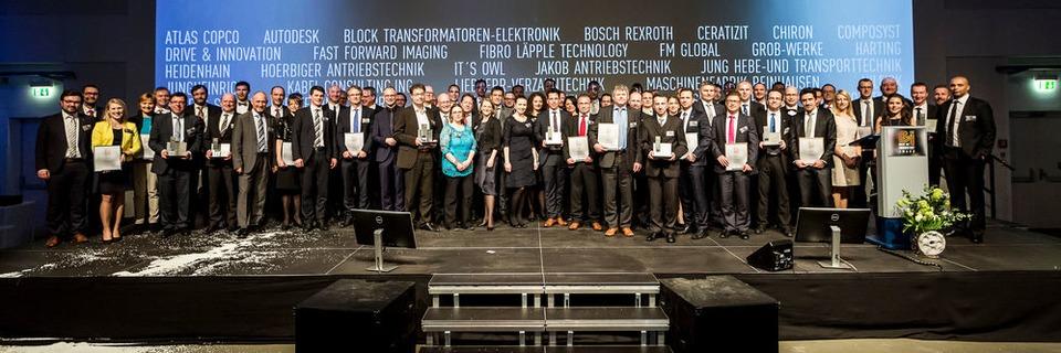"""""""Best of Industry Award 2017"""" feierlich verliehen"""