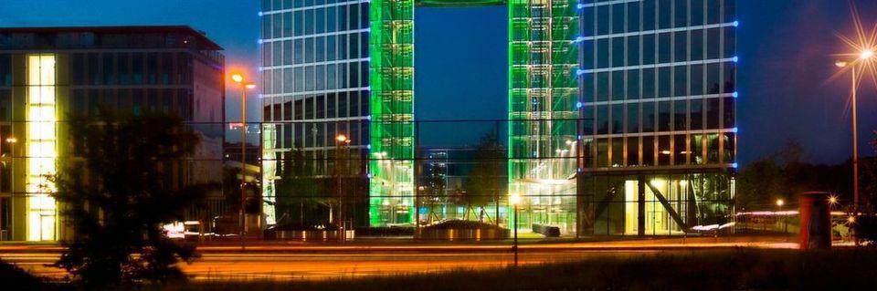 Im neuen Headquarter von Watson IoT in München sollen die technischen und wirtschaftlichen Potenziale für das Internet der Dinge (IoT) weiter ausgelotet werden.