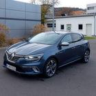 Neuer Renault Mégane: auffällig