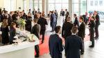 ...mit einem Sektempfang in den Räumlichkeiten des ebenfalls prämierten Vogel Convention Centers in Würzburg. Die Gäste wurden...