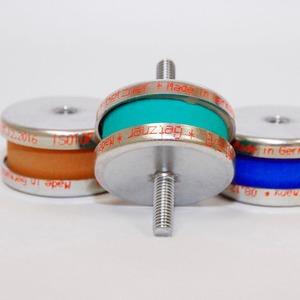 Kompakter und robuster Dämpfer schützt noch besser gegen Vibrationen