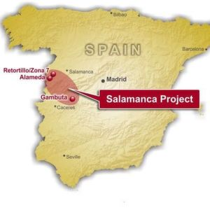 Berkley's Salamanca Project is located in Western Spain.