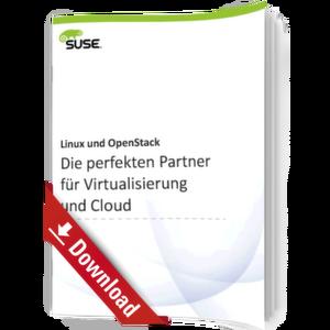 Die perfekten Partner für Virtualisierung und Cloud