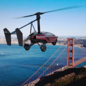 PAL-V will fliegendes Auto Ende 2018 ausliefern