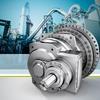 Wie Siemens die Wettbewerbsposition der Sparte Mechanische Antriebe sichern will