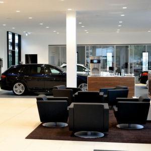 Die großen Autohändler: Becker-Tiemann