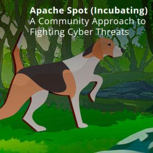 Apache Spot widmet sich der Bekämpfung von Cyberkriminalität.