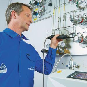 Mit Service punkten – Dienstleistungen rund um analytische Gase
