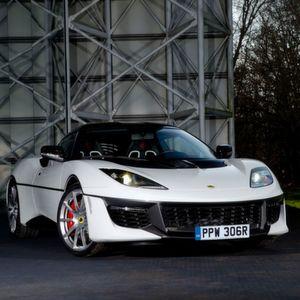 Lotus Evora 410 Esprit-Tribut: 007 lässt grüßen