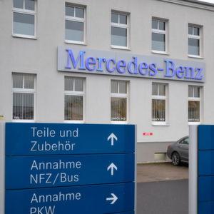 Mercedes-Benz-Betriebe ärgern sich über Herabstufung
