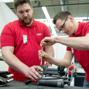 Audi-Zentrum Fürth gewinnt Servicewettbewerb