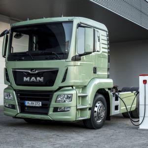 MAN bringt Elektro-Trucks auf den Markt