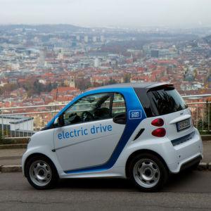 Car-2-Go: 10.000 Fahrten mit E-Autos am Tag