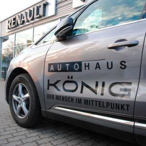 König eröffnet Renault-Standort in Spandau