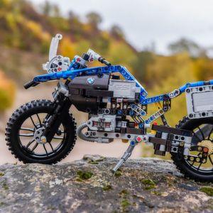 Lego Technik: Ein Motorrad-Bestseller geht in die Luft