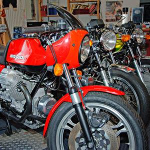 HMB-Guzzi: Ersatzteile für alte Moto Guzzi in Kleinserie