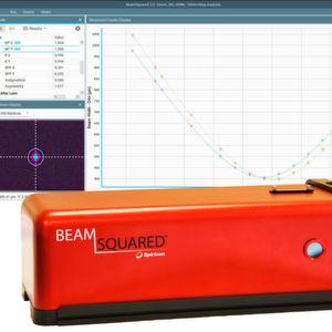 Messgerät ermittelt die Qualitätskennzahl eines Lasers in weniger als einer Minute