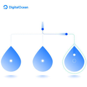 DigitalOcean startet Load Balancer
