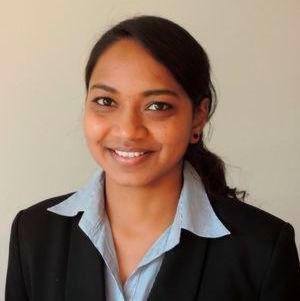 """Kushwanthi Padmanabhun: Kushwanthi kam zu Analog Devices im August 2015 als Graduate Applications Engineer. Sie hat einen Bachelor in """"Electronics and Communications Engineering"""" von der Jawaharlal Nehru Technological University in Hyderabad / Indien und einen Master in Mechatronik von der Hochschule Ravensburg-Weingarten."""