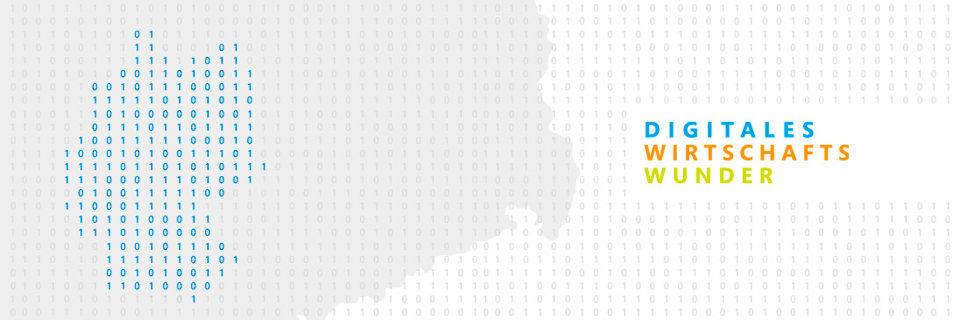 Die digitale Landkarte auf der deutschen Microsoft-Webseite zeigt erfolgreiche Best-Practice-Beispiele des digitalen Wirtschaftswunders.