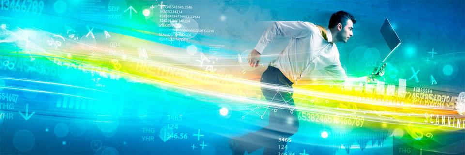 Es gilt, die Performance beim Cloud Computing zu optimieren.