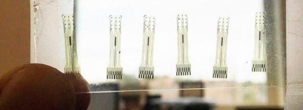 Verbesserte Elektroden eröffnen Chancen für gelähmte Patienten