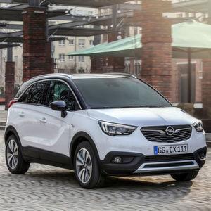Opel Crossland X: Vorbote für Opels Zukunft