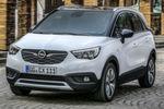 Der Crossland X erweitert im Sommer Opels SUV-Angebot unterhalb des Mokka.