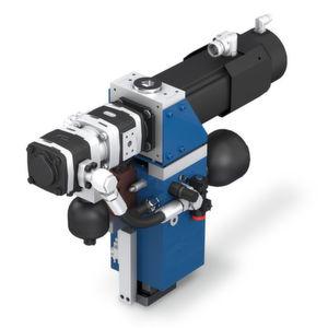 Voith verbindet bewährte Hydrauliktechnik mit effizientem Servoantrieb