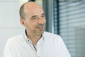 Rolf Sonderegger, CEO der Kistler Gruppe.