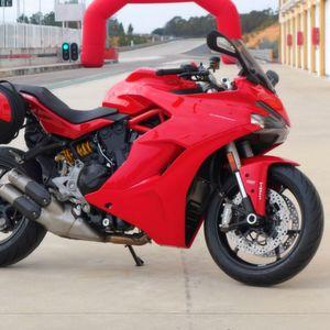 Ducati Super-Sport: Eine für alle