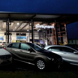 Die großen Autohändler: Brinkmann-Gruppe