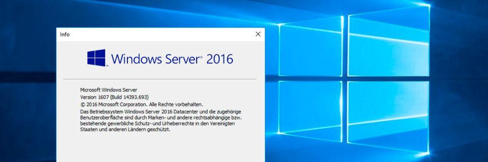 Microsofts Windows Server 2016 glänzt mit zahlreichen cleveren Neuerungen – wir beleuchten die besten.