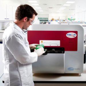 Schnelle Proteinanalyse