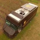 UPS kombiniert Paketzustellung per Lieferwagen und Drohne