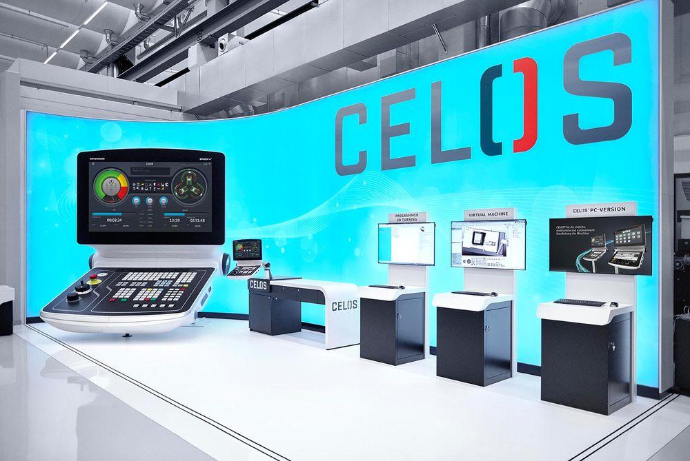 DMG Mori forciert Celos als ganzheitliche Digitalisierungsplattform auf dem Weg in das Industrie 4.0-Zeitalter.