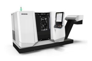 Die CLX 350 ergänzt das DMG Mori Portfolio mit der neuen Basismaschine als hochproduktives Universaldrehcenter für ein breites Anwendungsspektrum.