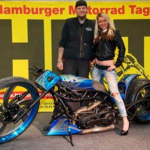 Hamburger Motorrad Tage: Jetzt gehts los
