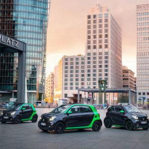 Daimlers Elektro-Zwerg stromert in seine vierte Generation