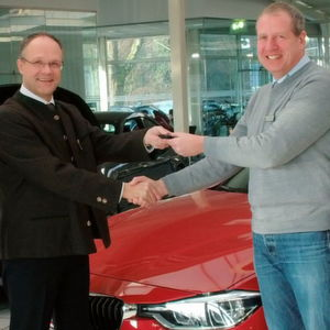 Ein BMW für das Berufskolleg
