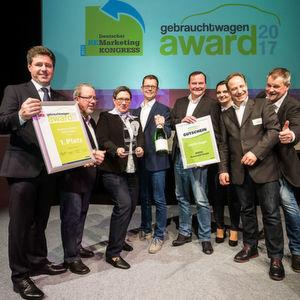 Autohaus Cottbus ist bester Gebrauchtwagenhändler Deutschlands