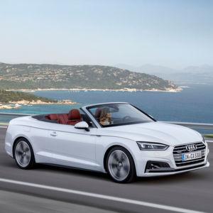 Gefahren: Audi A5/S5 Cabriolet