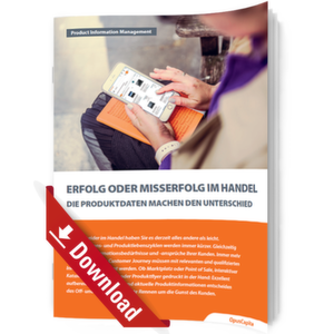 Erfolgreiches Product Information Management (PIM)