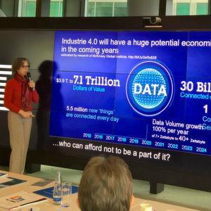 Auf Tour im IBM-Watson-IoT-Labor