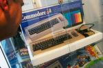 Original verpackter Commodore 64 Heimcomputer.